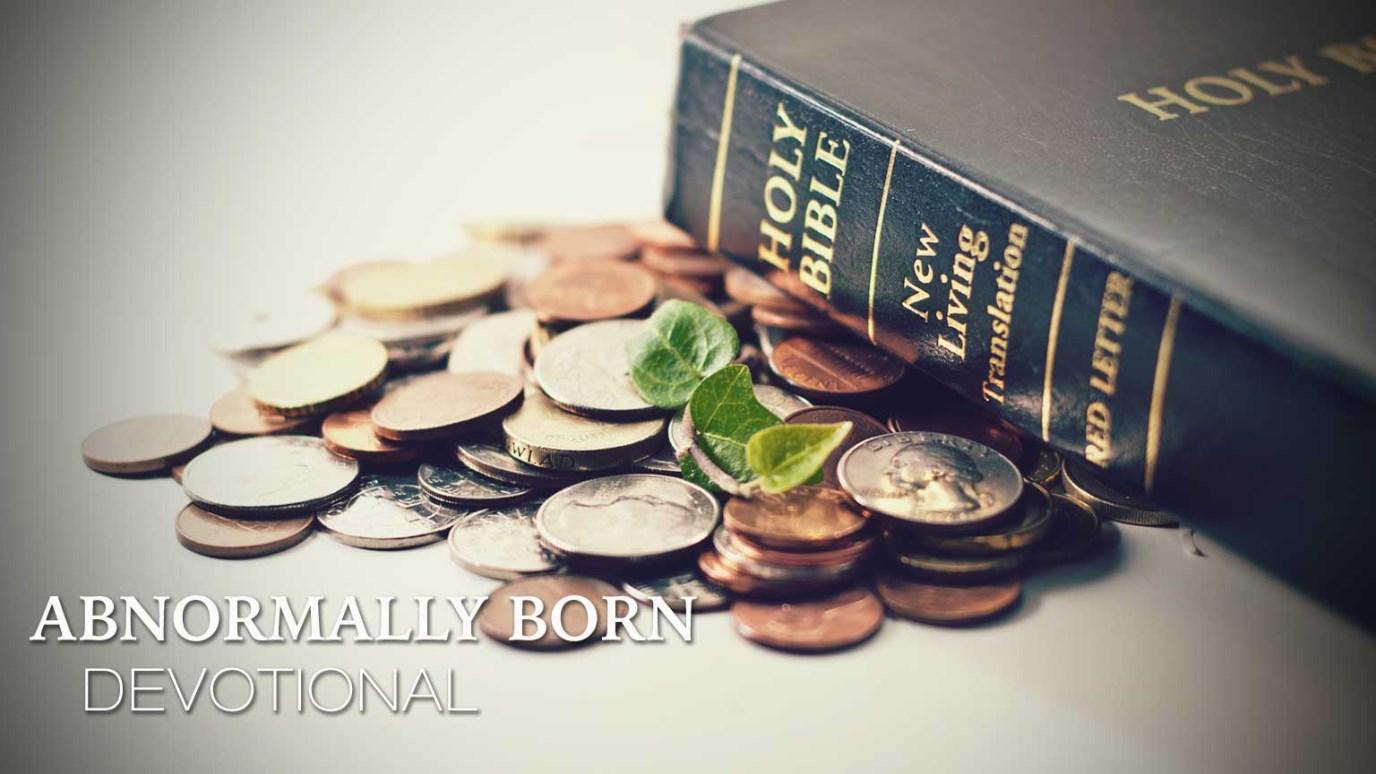 God and Money - iDisciple