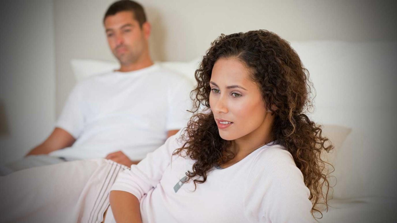Adolescent couple a sexe