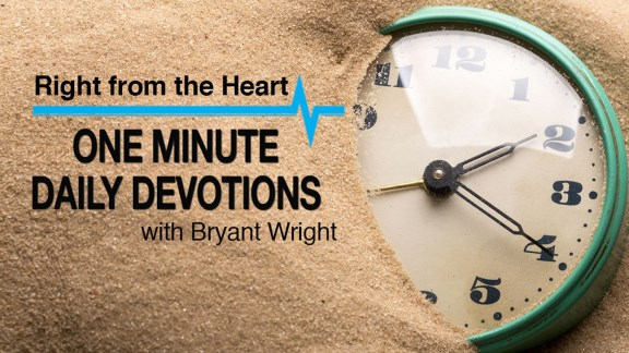 One Minute Daily Devotions