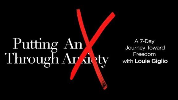 Putting An X Through Anxiety