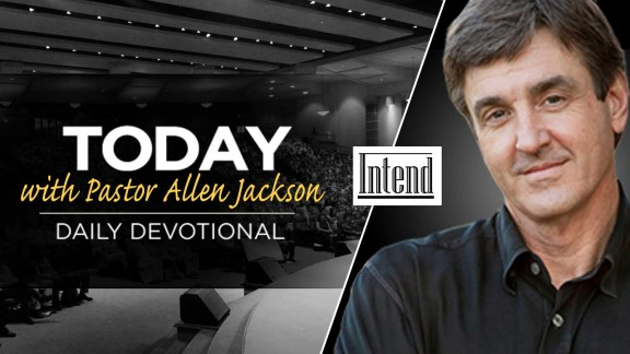 Today with Pastor Allen Jackson