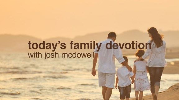 Today's Family Devotion