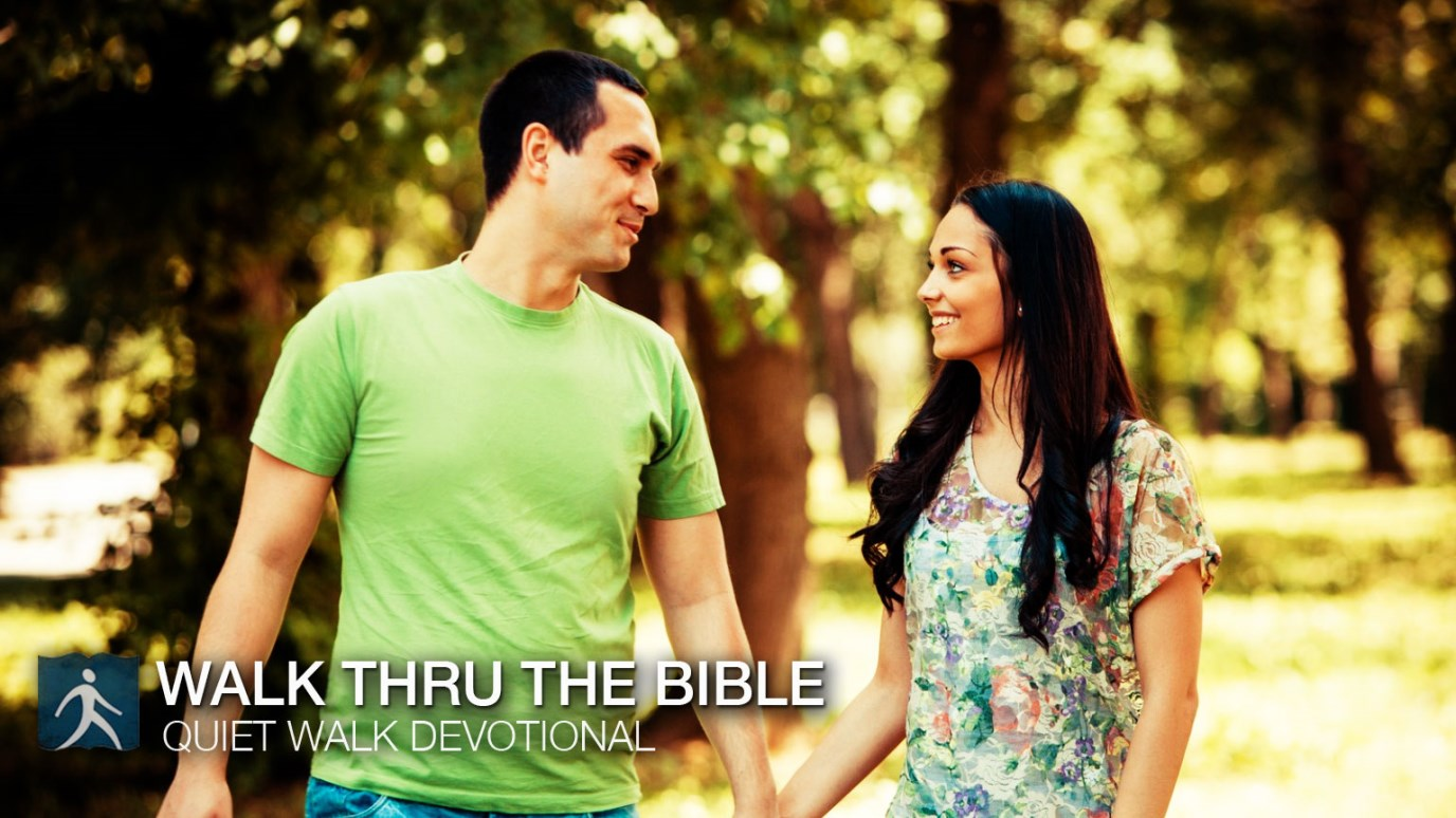 whatever is dating devotional