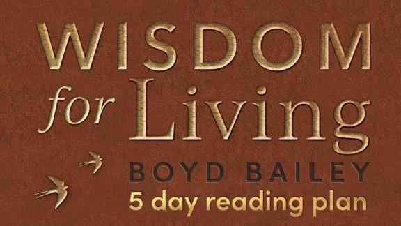 Wisdom For Living