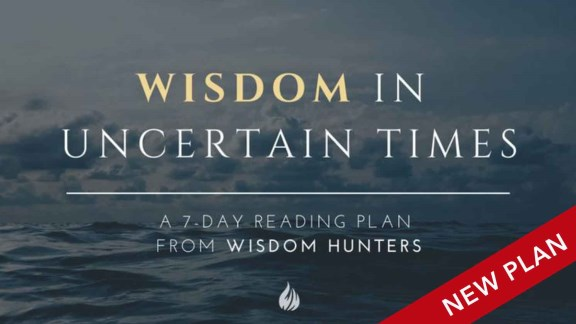 Wisdom in Times of Uncertainty