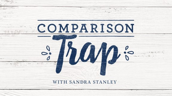 Comparison Trap with Sandra Stanley